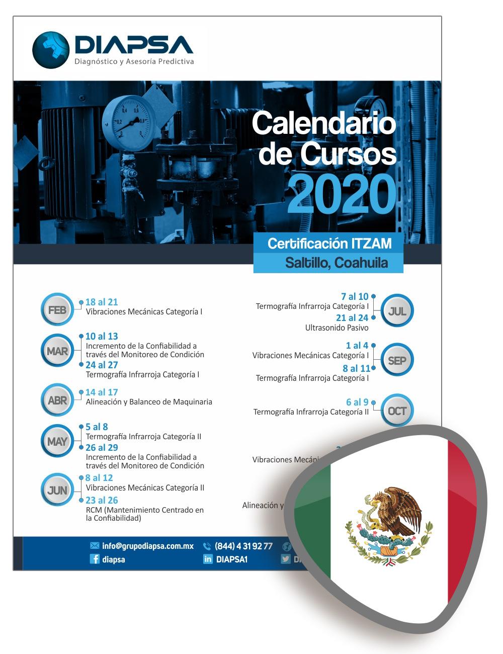 Diapsa - México - Cuross 2020